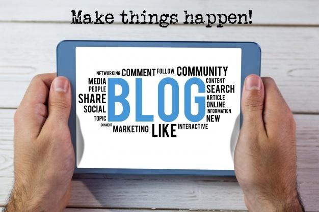 ブログの書き方のコツを学べる本3選